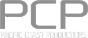 Pacific Cost Productions  Logo